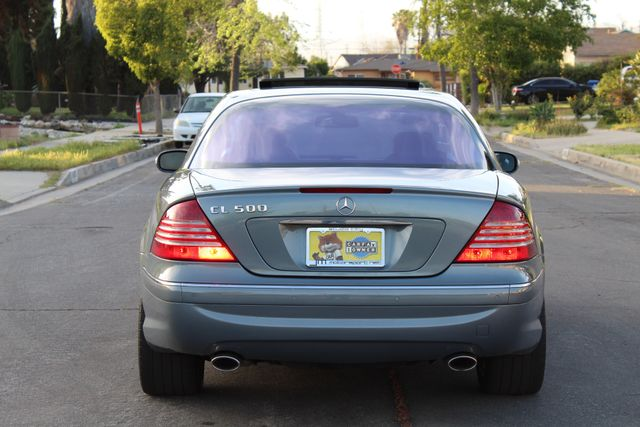 2004 Mercedes-Benz CL500 5.0L COUPE AUTOMATIC LEATHER XENON PARKING SENSORS Woodland Hills, CA 5