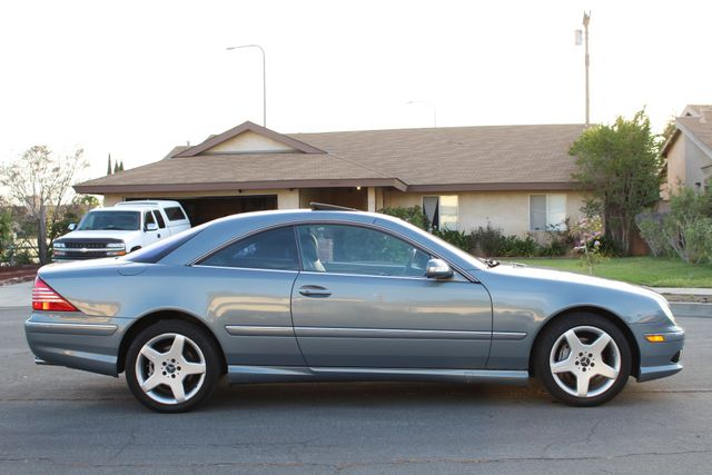 2004 Mercedes-Benz CL500 5.0L COUPE AUTOMATIC LEATHER XENON PARKING SENSORS Woodland Hills, CA 40