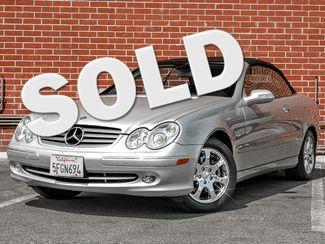 2004 Mercedes-Benz CLK320 Cabriolet 3.2L Burbank, CA