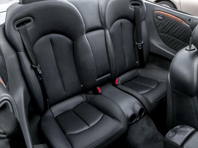 2004 Mercedes-Benz CLK320 Cabriolet 3.2L Burbank, CA 16