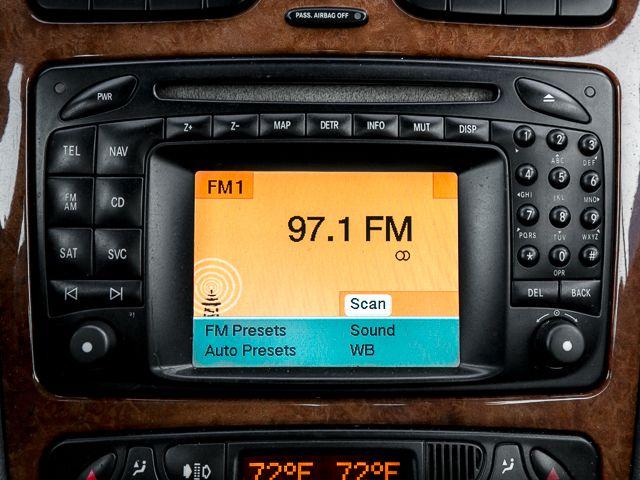 2004 Mercedes-Benz CLK320 Cabriolet 3.2L Burbank, CA 20