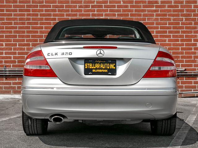 2004 Mercedes-Benz CLK320 Cabriolet 3.2L Burbank, CA 5
