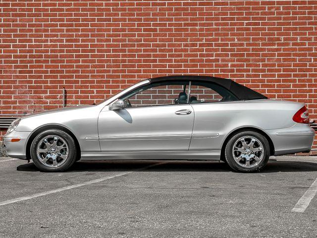 2004 Mercedes-Benz CLK320 Cabriolet 3.2L Burbank, CA 7