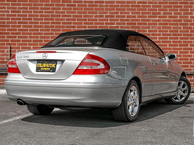 2004 Mercedes-Benz CLK320 Cabriolet 3.2L Burbank, CA 8