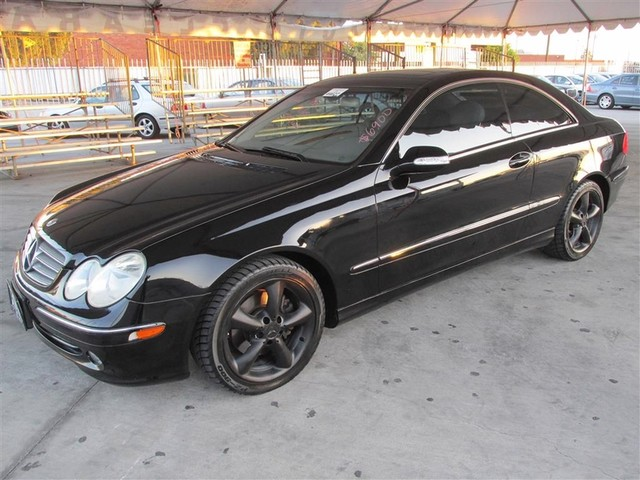2004 Mercedes CLK320 32L This particular Vehicles true mileage is unknown TMU Please call or