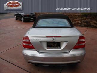2004 Mercedes-Benz CLK500 Cabriolet 5.0L Bridgeville, Pennsylvania 12