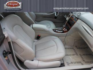 2004 Mercedes-Benz CLK500 Cabriolet 5.0L Bridgeville, Pennsylvania 23