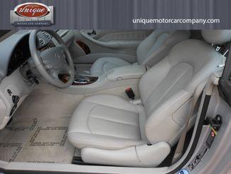 2004 Mercedes-Benz CLK500 Cabriolet 5.0L Bridgeville, Pennsylvania 22