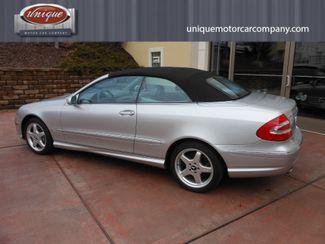 2004 Mercedes-Benz CLK500 Cabriolet 5.0L Bridgeville, Pennsylvania 34