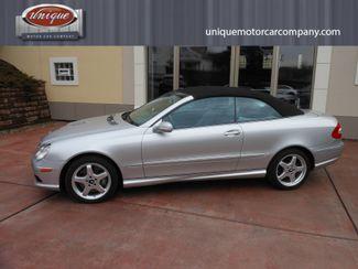2004 Mercedes-Benz CLK500 Cabriolet 5.0L Bridgeville, Pennsylvania 6