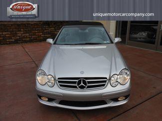 2004 Mercedes-Benz CLK500 Cabriolet 5.0L Bridgeville, Pennsylvania 3