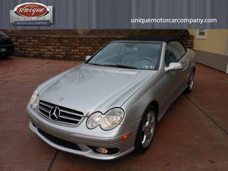 2004 Mercedes-Benz CLK500 Cabriolet 5.0L Bridgeville, Pennsylvania 4