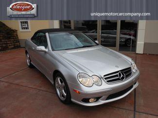 2004 Mercedes-Benz CLK500 Cabriolet 5.0L Bridgeville, Pennsylvania 2