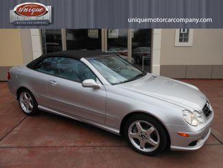 2004 Mercedes-Benz CLK500 Cabriolet 5.0L Bridgeville, Pennsylvania 1