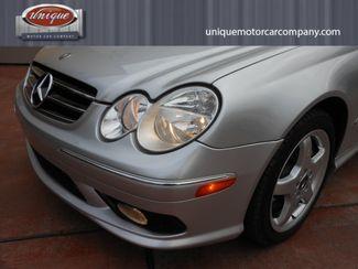 2004 Mercedes-Benz CLK500 Cabriolet 5.0L Bridgeville, Pennsylvania 10