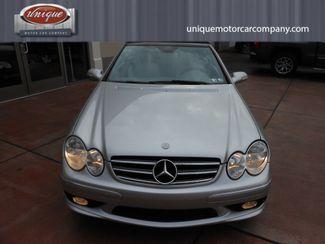 2004 Mercedes-Benz CLK500 Cabriolet 5.0L Bridgeville, Pennsylvania 9
