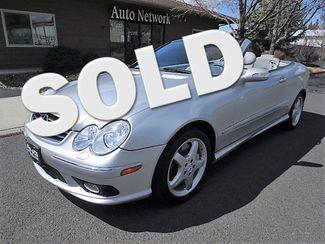 2004 Mercedes-Benz CLK500 Low Miles Navigation Cabriolet 5.0L Bend, Oregon