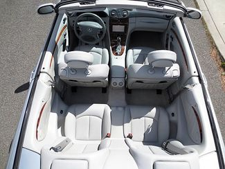 2004 Mercedes-Benz CLK500 Low Miles Navigation Cabriolet 5.0L Bend, Oregon 11