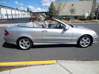 2004 Mercedes-Benz CLK500 Low Miles Navigation Cabriolet 5.0L Bend, Oregon 2