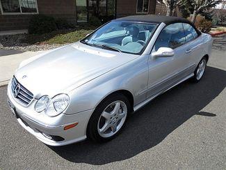 2004 Mercedes-Benz CLK500 Low Miles Navigation Cabriolet 5.0L Bend, Oregon 22