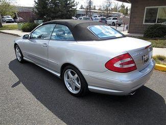 2004 Mercedes-Benz CLK500 Low Miles Navigation Cabriolet 5.0L Bend, Oregon 24