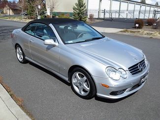2004 Mercedes-Benz CLK500 Low Miles Navigation Cabriolet 5.0L Bend, Oregon 25