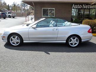 2004 Mercedes-Benz CLK500 Low Miles Navigation Cabriolet 5.0L Bend, Oregon 29