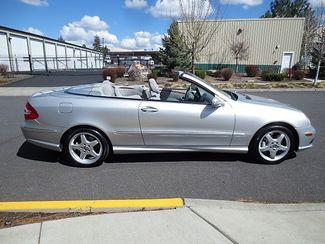 2004 Mercedes-Benz CLK500 Low Miles Navigation Cabriolet 5.0L Bend, Oregon 3