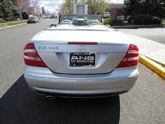 2004 Mercedes-Benz CLK500 Low Miles Navigation Cabriolet 5.0L Bend, Oregon 5