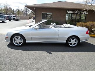 2004 Mercedes-Benz CLK500 Low Miles Navigation Cabriolet 5.0L Bend, Oregon 7