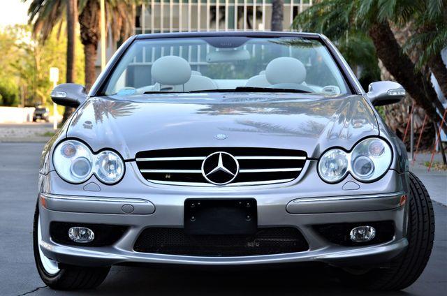 2004 Mercedes-Benz CLK500 Cabriolet 5.0L Reseda, CA 18
