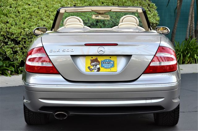 2004 Mercedes-Benz CLK500 Cabriolet 5.0L Reseda, CA 26