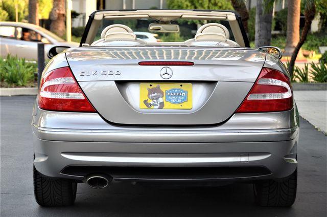 2004 Mercedes-Benz CLK500 Cabriolet 5.0L Reseda, CA 29