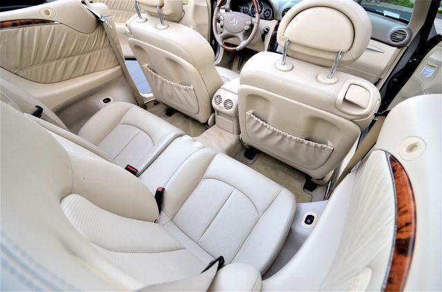 2004 Mercedes-Benz CLK500 Cabriolet 5.0L Reseda, CA 10