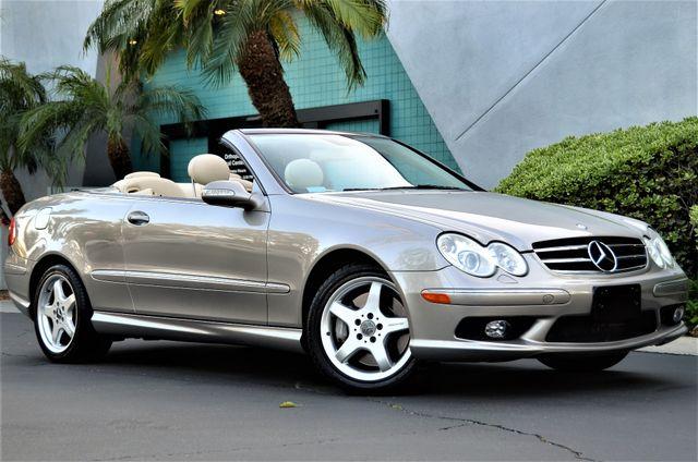 2004 Mercedes-Benz CLK500 Cabriolet 5.0L Reseda, CA 20