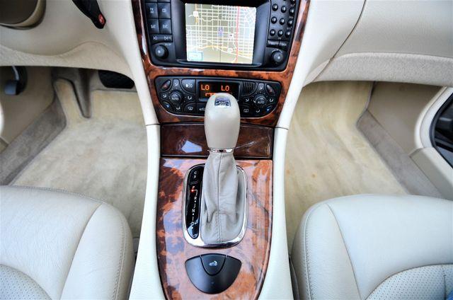 2004 Mercedes-Benz CLK500 Cabriolet 5.0L Reseda, CA 39