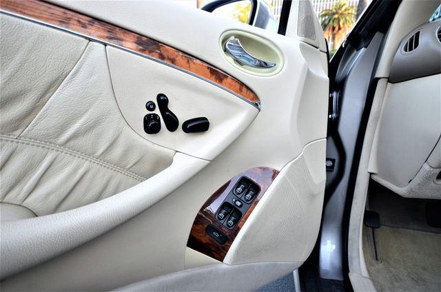 2004 Mercedes-Benz CLK500 Cabriolet 5.0L Reseda, CA 40