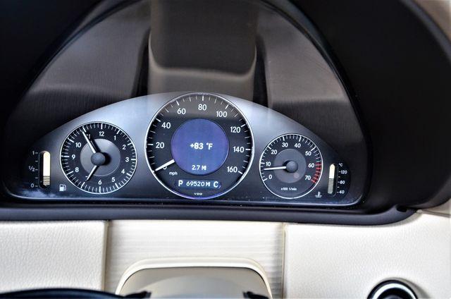 2004 Mercedes-Benz CLK500 Cabriolet 5.0L Reseda, CA 11