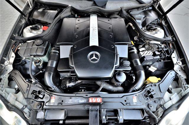 2004 Mercedes-Benz CLK500 Cabriolet 5.0L Reseda, CA 17