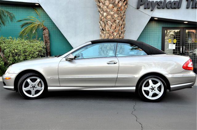 2004 Mercedes-Benz CLK500 Cabriolet 5.0L Reseda, CA 49