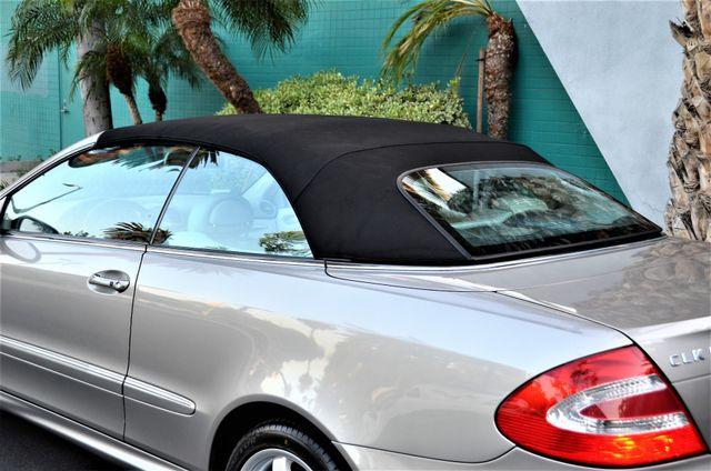 2004 Mercedes-Benz CLK500 Cabriolet 5.0L Reseda, CA 16