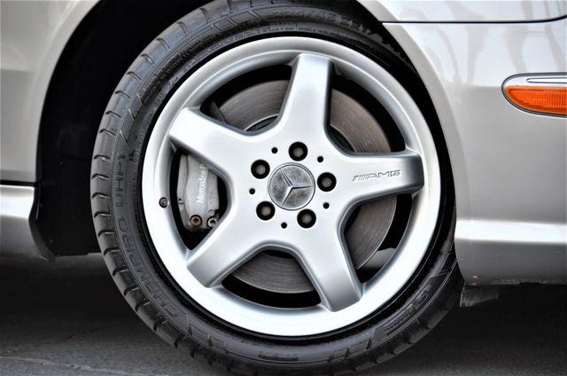 2004 Mercedes-Benz CLK500 Cabriolet 5.0L Reseda, CA 22