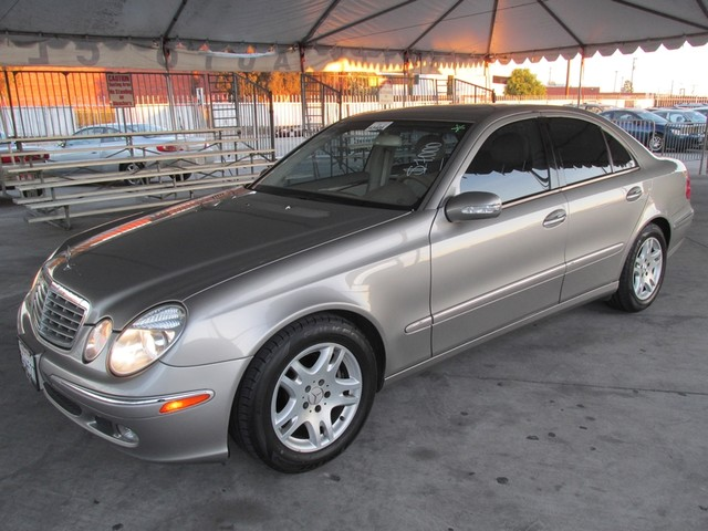 2004 Mercedes E320 32L Please call or e-mail to check availability All of our vehicles are avai