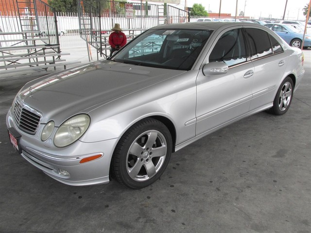 2004 Mercedes E320 32L Please call or e-mail to check availability All of our vehicles are ava