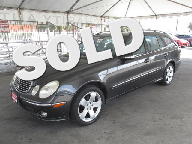 2004 Mercedes E320 32L This particular Vehicle comes with 3rd Row Seat Please call or e-mail to