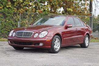 2004 Mercedes-Benz E320 3.2L Hollywood, Florida 10