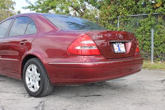 2004 Mercedes-Benz E320 3.2L Hollywood, Florida 22