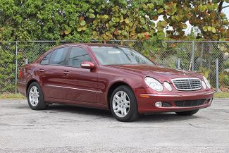 2004 Mercedes-Benz E320 3.2L Hollywood, Florida 13
