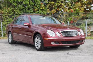 2004 Mercedes-Benz E320 3.2L Hollywood, Florida 1