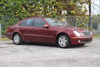 2004 Mercedes-Benz E320 3.2L Hollywood, Florida 24